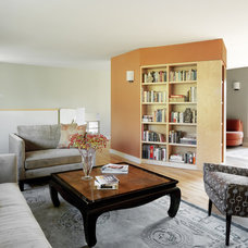 Contemporary Living Room by Susan Teare, Professional Photographer