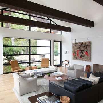 Ranch Home Goes Modern
