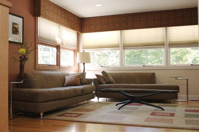 Contemporary Living Room by 2SL Design Build Inc