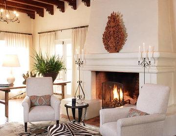 Rancho Santa Fe - Early California Style Hacienda