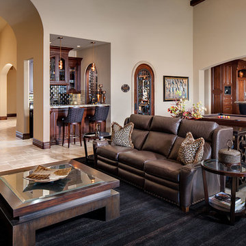 Rancho Santa Fe Tuscan Villa