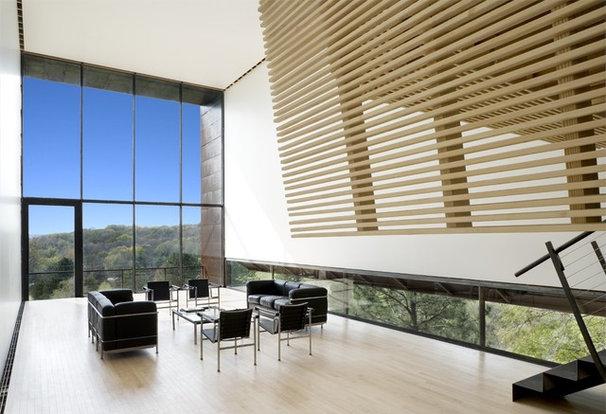 Modern Living Room by Randy Brown