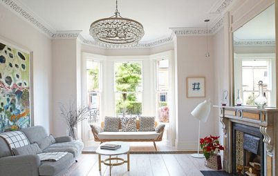 Houzz Tour: In Ireland, an Edwardian House Gets an Elegant Revamp