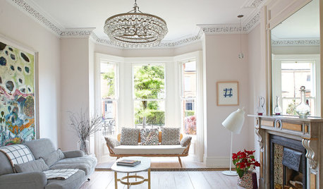 Houzz Tour: An Edwardian Terraced House Gets an Elegant Revamp