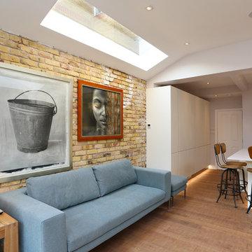 Ravensbury Rd SW18 - kitchen extension