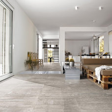Contemporary Living Room by Designer Tile Plus