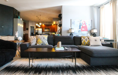 My Houzz: Playfulness and Practicality in a Maryland Family Home