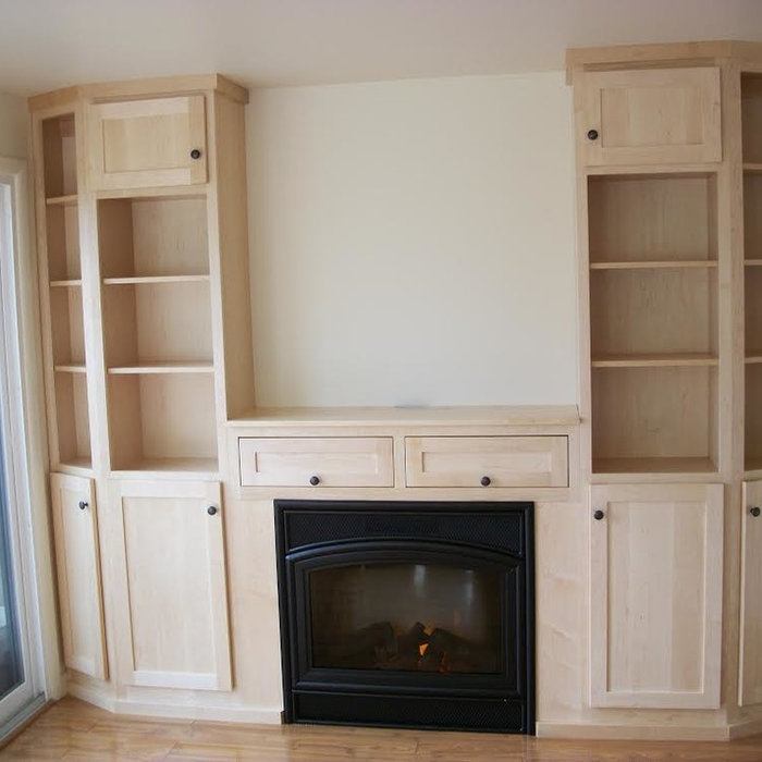 Woodworking & Cabinets