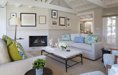 Room of the Day: A Living Room Designed for Conversation