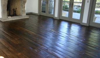 Reclaimed Antique French Oak Floors