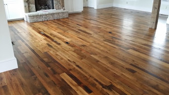 Reclaimed Barn Oak Floors