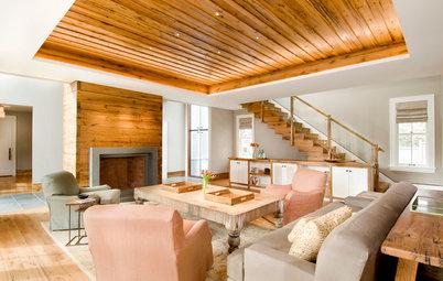 Stil-Comeback: Wohnen in Eiche rustikal ist wieder cool!