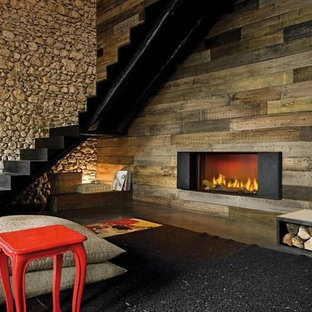 Reclaimed Wall Paneling