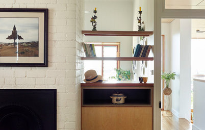 Houzz Tour: A Split-Level Home With the Kitchen at its Heart