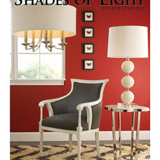 eclectic living room by Shades of Light