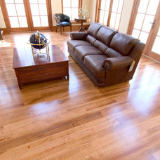 Modern  by Allegheny Mountain Hardwood Flooring