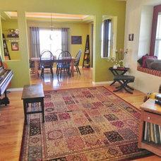 Living Room by Hardwoods4Less, LLC
