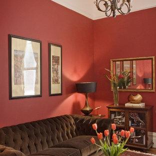 Chocolate And Gold Living Room Ideas Photos Houzz