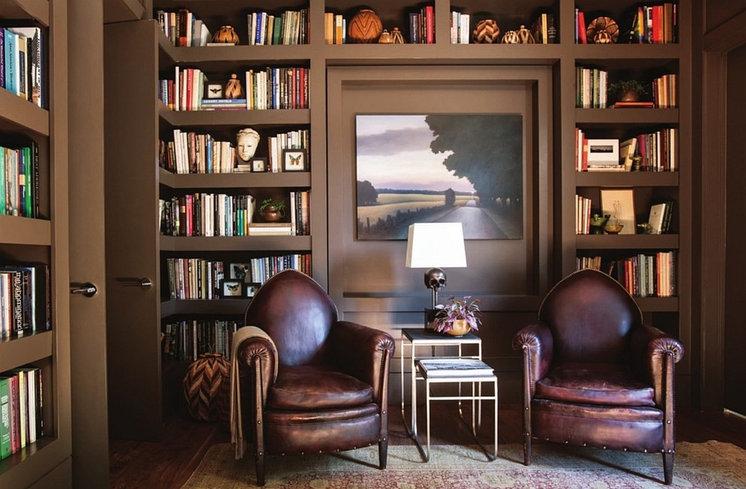 Modern Living Room by Castro Design Studio