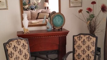 Redesign a living room/custom designed chairs