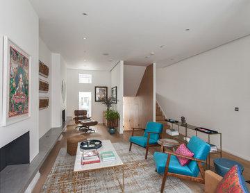 Redesigned Victorian Terrace Battersea