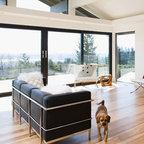 Hilltop House Grand Vista Subdivision Contemporary
