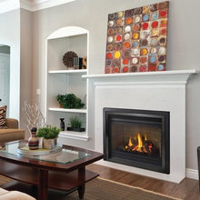fireplace ideas for cottage