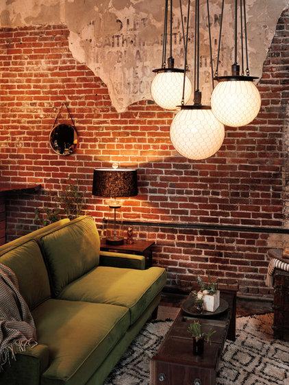 Contemporary Living Room by Rejuvenation