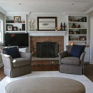 remodeled suburban family home