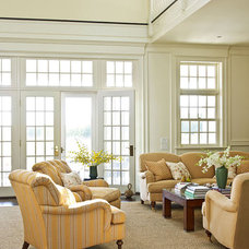 traditional living room Remodeled Vacation Home featured in Traditional Home