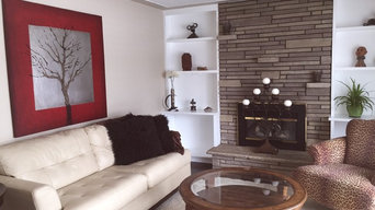 Renfield - Living Room after pics