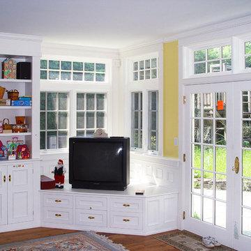 Renovation Project TV Cabinet