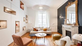 Rénovation totale d'un appartement à Versailles