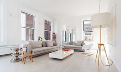 RES4 - Union Square Loft - Living Room