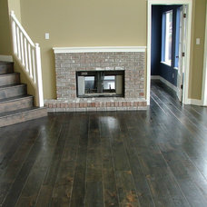 Traditional Hardwood Flooring by The Woodland Flooring Company Ltd
