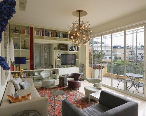 Persian Rugs Living Room Design Ideas Remodels Photos