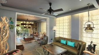 Residence For Anand's, New Delhi