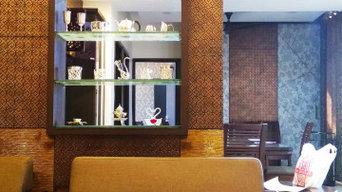 residence interiors at mohali