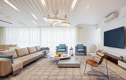 Thane Houzz: This Suburban Home Has What Most Mumbai Homes Crave