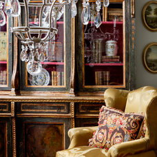 Traditional Living Room by Patrick Heagney Photography