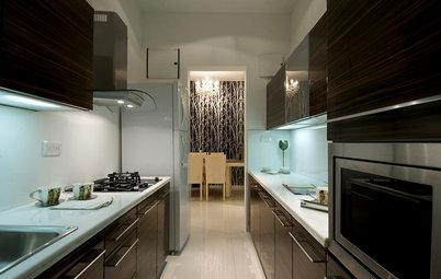 8 Modern & Efficient Kitchen Designs