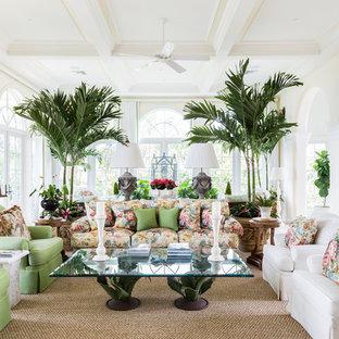 terrific tropical living room | 75 Most Popular Tropical Living Room Design Ideas for 2019 ...