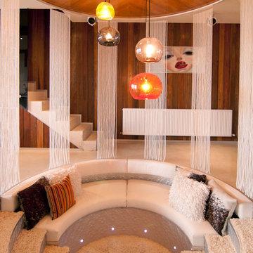 Resort Penthouse Conversation Pit
