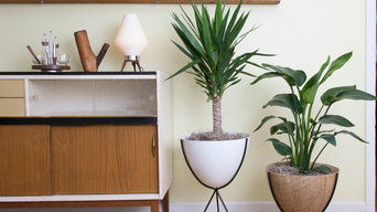 Retro Bullet Planters at touchGOODS