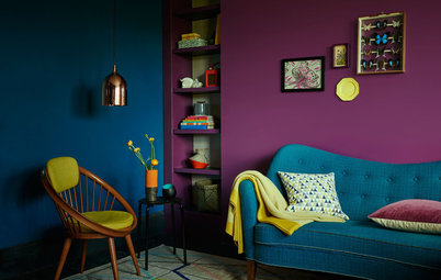 9 Creative Paint Effects That Can Remake Your Rooms