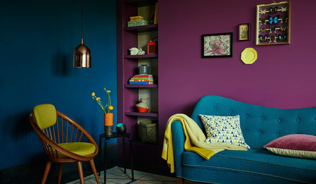 9 Striking Paint Effects to Try at Home