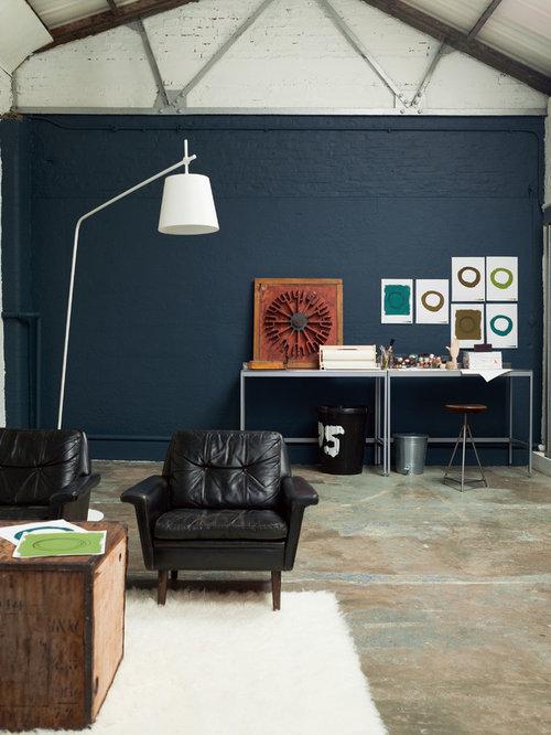 Urban Living Room: Best 100 Industrial Living Space Ideas & Designs