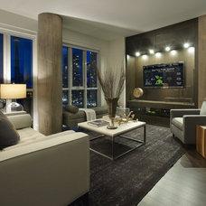 Contemporary Living Room Reve Ecosuite PH24