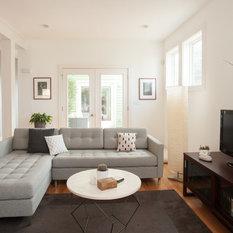 Contemporary West Elm Dunham Sofa Home Design Photos .