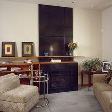 Modern Living Room Rhodes Architecture + Light